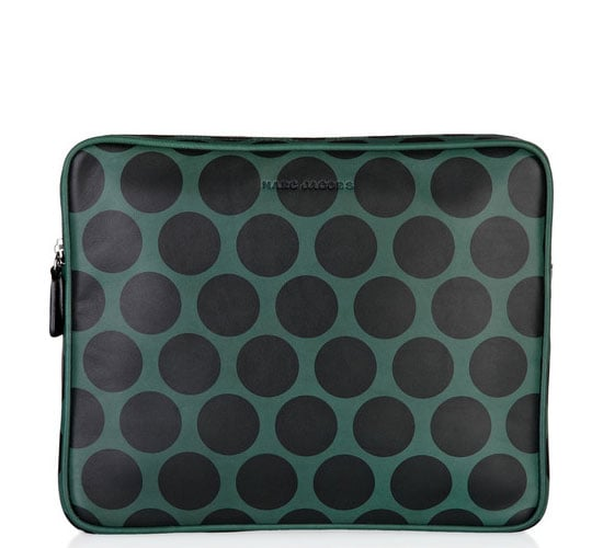 Tote Your iPad in Style: Marc Jacobs Leather Polka-Dot Case