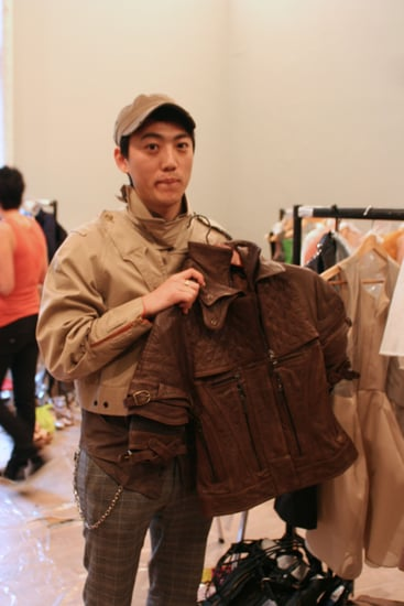 Fashion Graduate Speaks Out: Kim Taegun