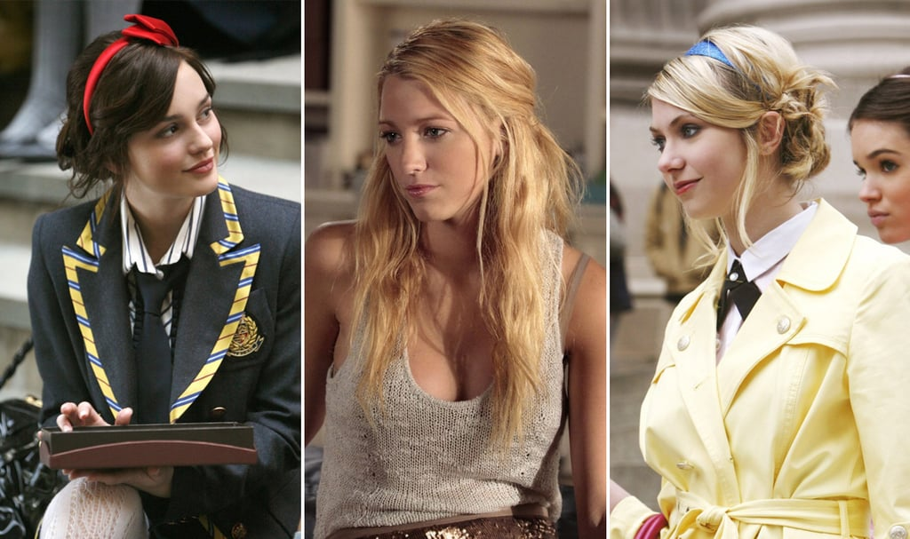 Beauty Fashion Xoxo: You Know You Love These Throwback Gossip Girl Hairstyles