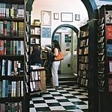 Indulge in Italian food and books in North Beach.