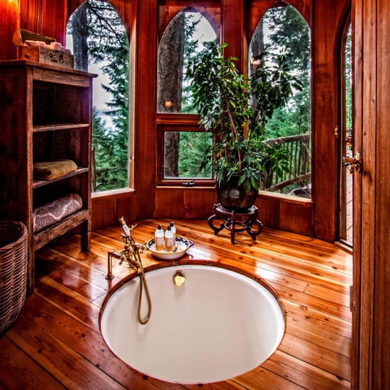 Tree House Rental in Washington