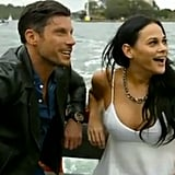 Nina meets Sam at Sydney Harbour and he tells her he picked her for her sense of adventure.