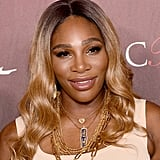 Serena Williams at the Sports Illustrated Fashionable 50 in 2019