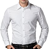 Paul Jones Long Sleeve Button Down Dress Shirt