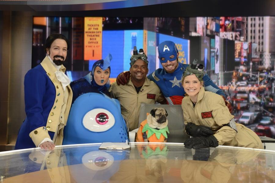 Perfect Good Morning America Halloween Costumes 2016