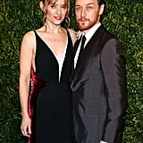 James McAvoy and Anne-Marie Duff