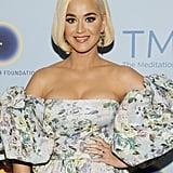 Scorpio: Katy Perry, Oct. 25