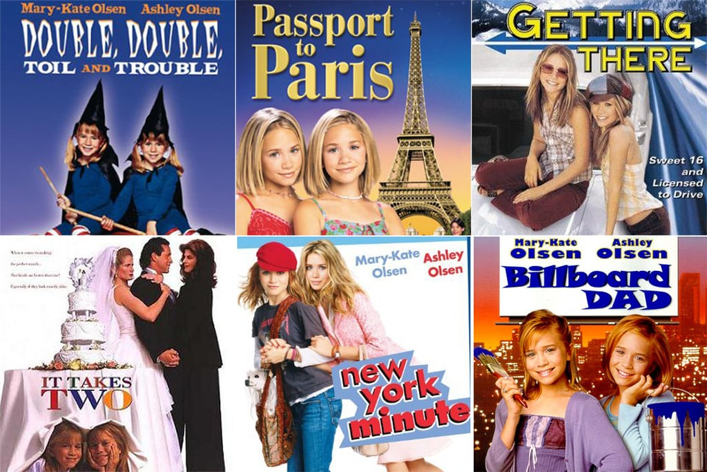 How Many Mary-Kate and Ashley Olsen Movies Have You Seen ...