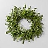 Faux Locust Wreath