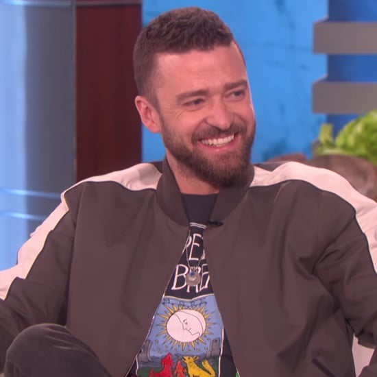 Justin Timberlake's Story About His Son on The Ellen Show