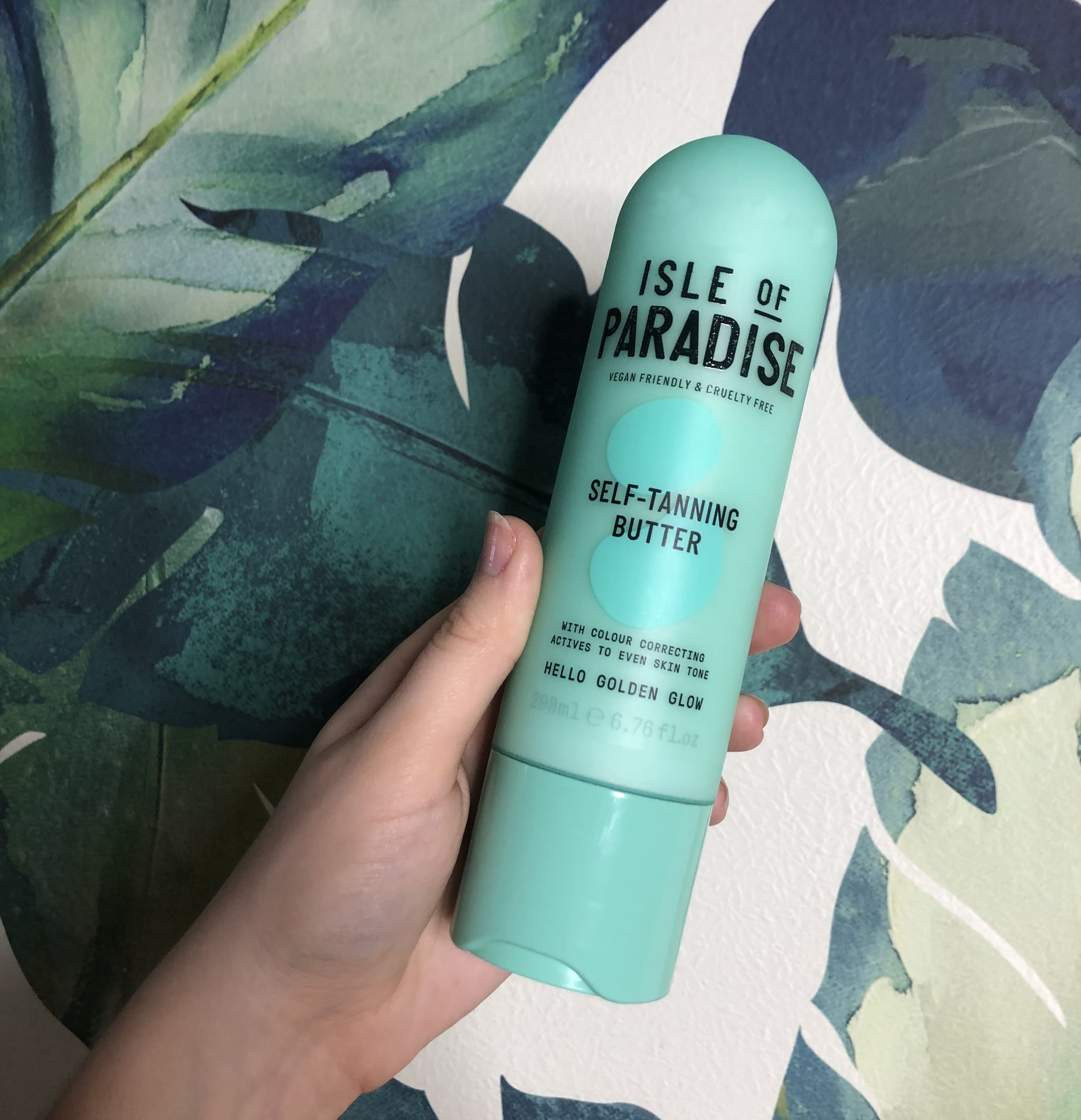 Exclusive: Isle of Paradise Self-Tanning Butter Review 5