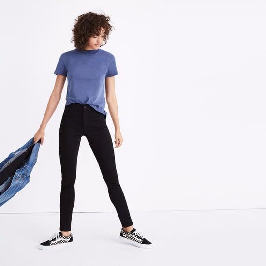 Best Black Skinny Jeans Under $100
