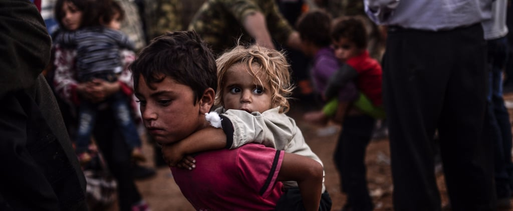 How Can I Help Syrian Refugees?