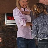 Kate Hudson Hits Her Mark With a Bright Smile