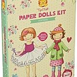 Vintage Paper Dolls Kit