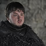 John Bradley plays Samwell Tarly.