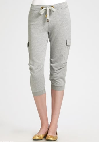 Tory Burch French Terry Cargo Pant ($90, originally $150)