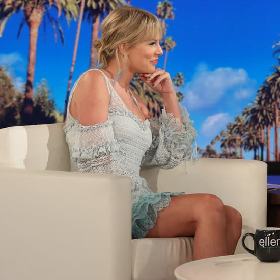 Taylor Swift on The Ellen DeGeneres Show 2019