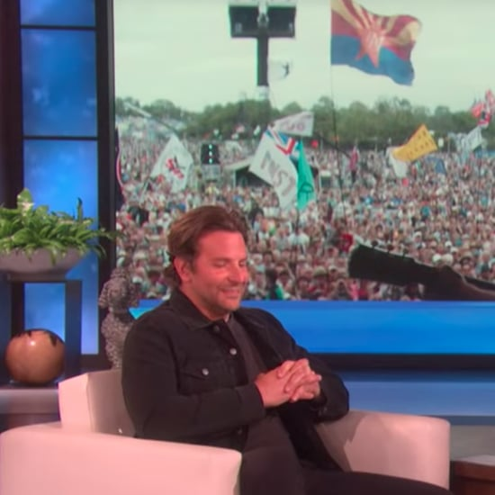 Bradley Cooper Talks About Performing at Festivals Video