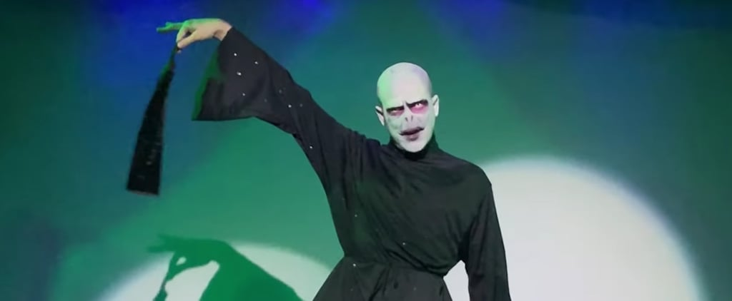 Voldemort Drag Queen Performance Video