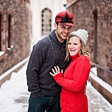 Winter Engagement Session