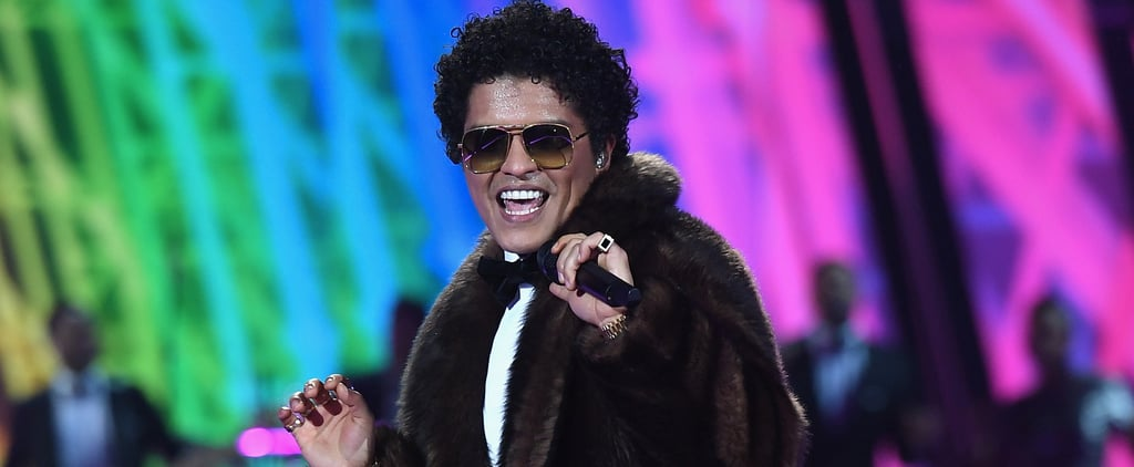 These GIFs of Bruno Mars Dancing Are Exactly What We Like