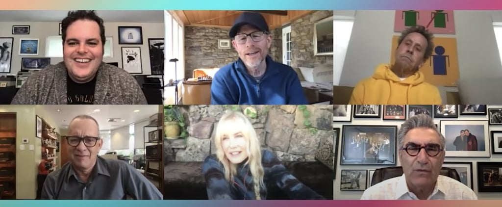 Splash Cast Reunion With Tom Hanks and Daryl Hannah | Video