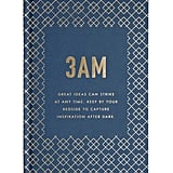 3AM Journal: Inspiration ($16.95)