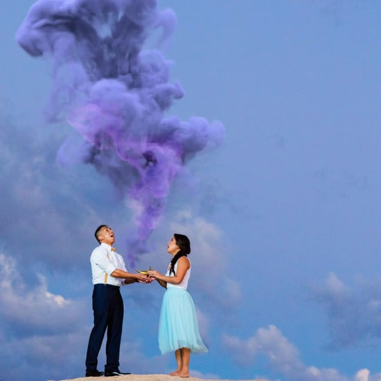 Aladdin-Themed Wedding Anniversary Photo Shoot