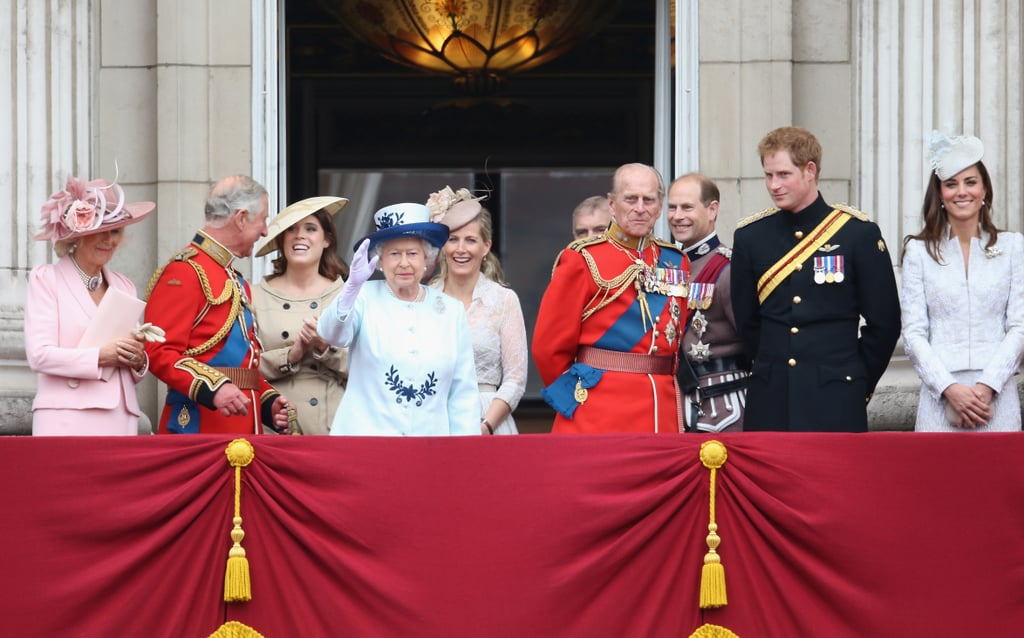 What Does The Royal Family Actually Do Popsugar