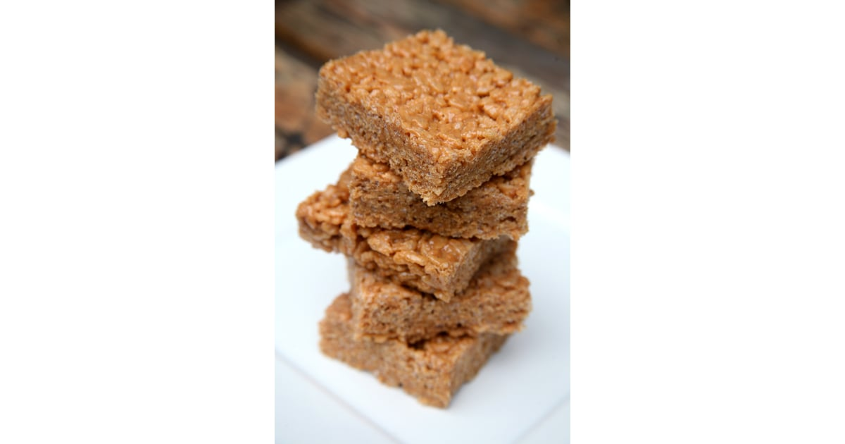Peanut Butter Protein Rice Krispies Treats | 17 Homemade ...