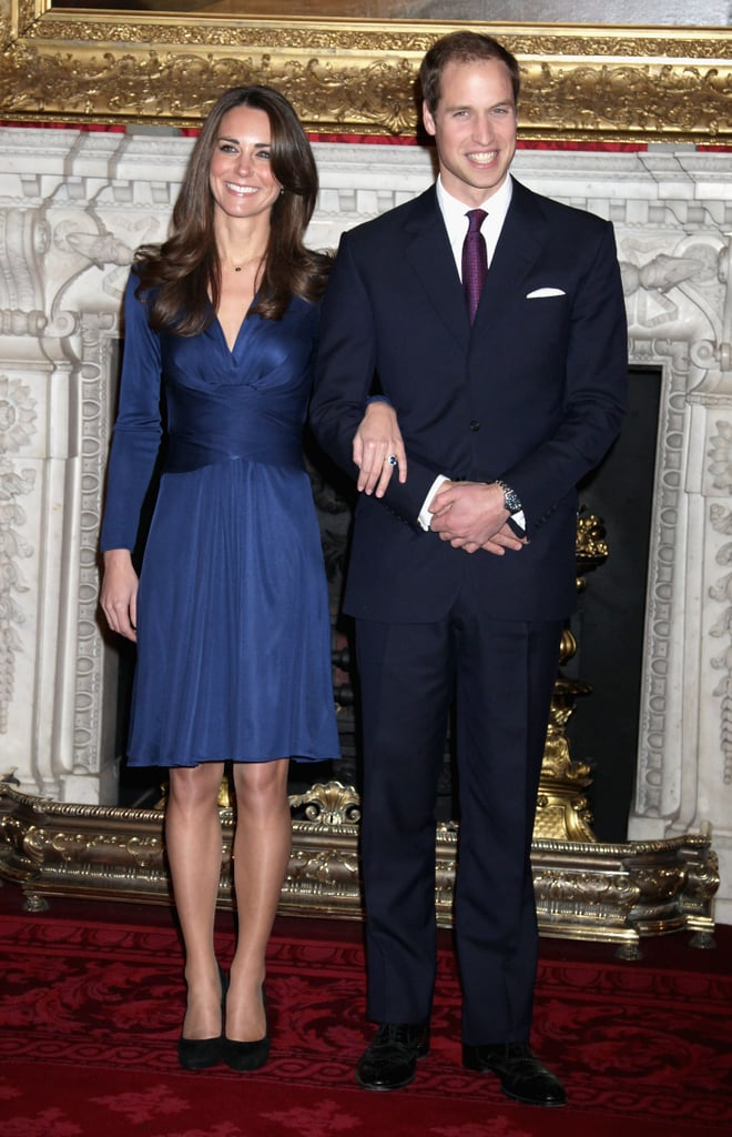Kate Middleton's Engagement Dress at Monsoon