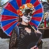 Hulaween Halloween Beauty Street Style