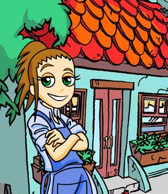 Diner Dash™: Hometown Hero Dishes up Fun Mission and Game