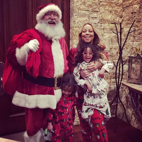 Mariah Carey Family Christmas Pictures