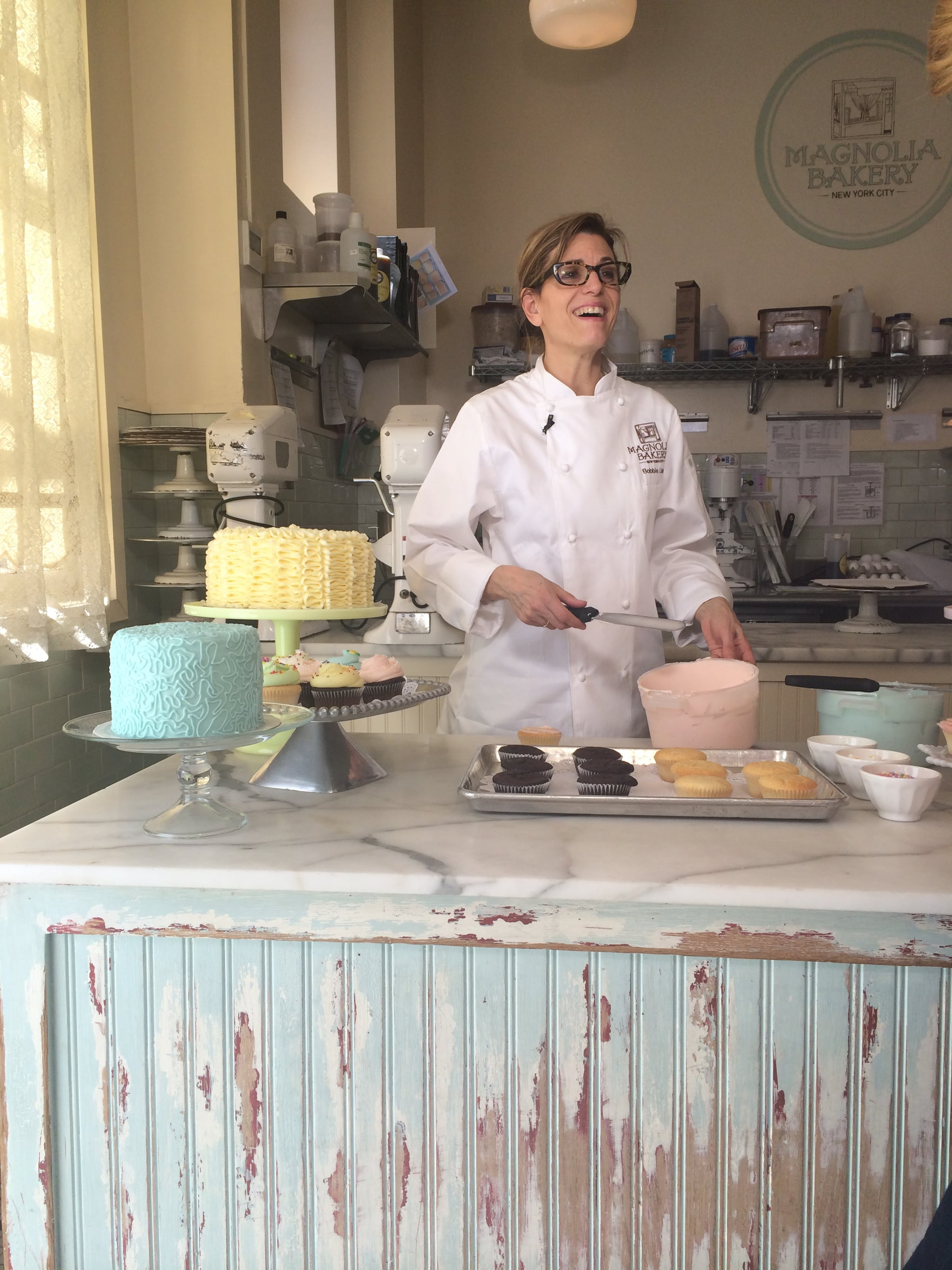 . Who Develops Recipes For Magnolia Bakery    POPSUGAR Food