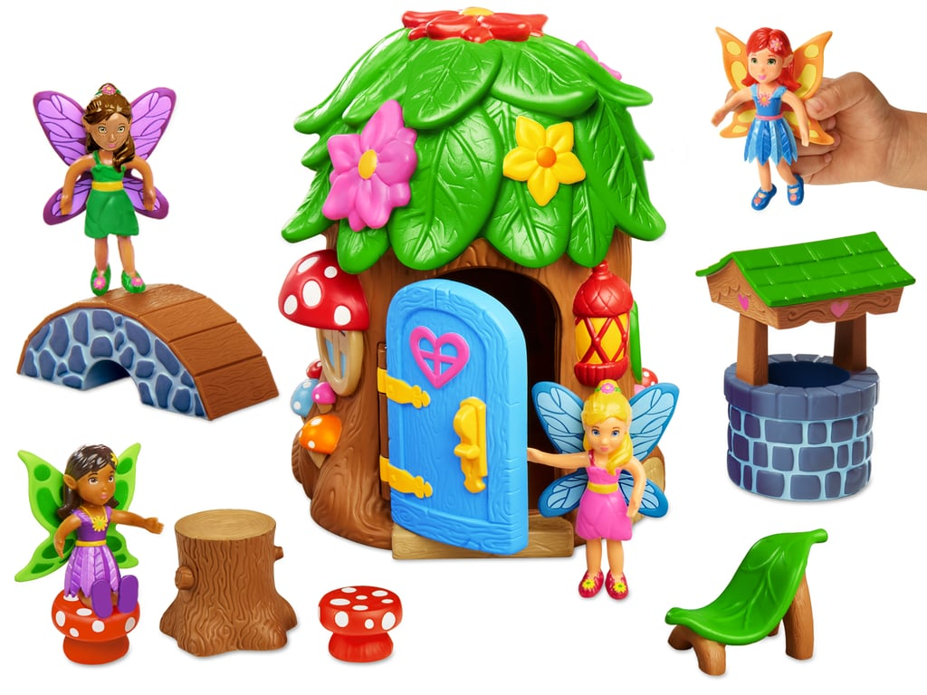 Lakeshore Fairy Land Playset