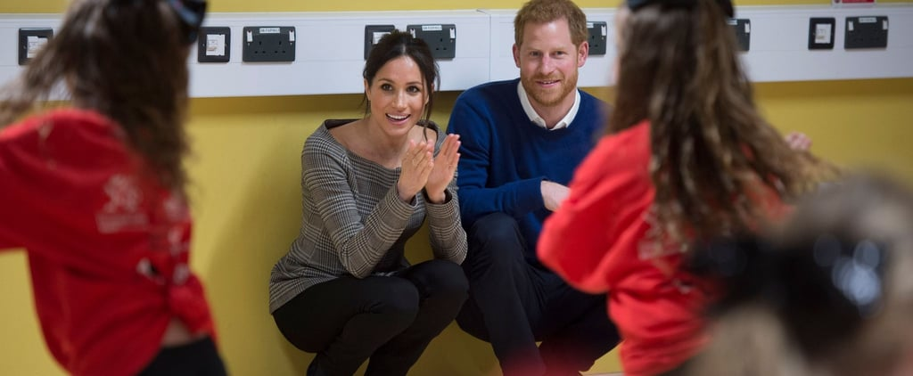 "Whoa, Baby! Prince Harry Wants to Become a Dad ""Pretty Soon"" After Marrying Meghan Markle"