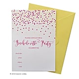 Confetti Party Invitation