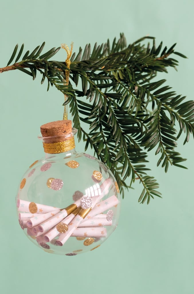 Milestone Baby's Keepsake Ornament