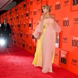 Taylor Swift's Dress At Time 100 Gala