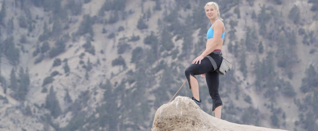 How Female Ninja Jessie Graff Became Our Real-Life Superhero