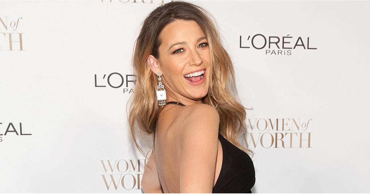 Tiffany Haddish Bio >> Blake Lively at the L'Oreal Women of Worth Event | Pictures | POPSUGAR Celebrity
