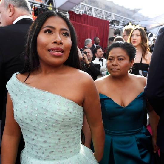 Yalitza Aparicio at the Oscars 2019