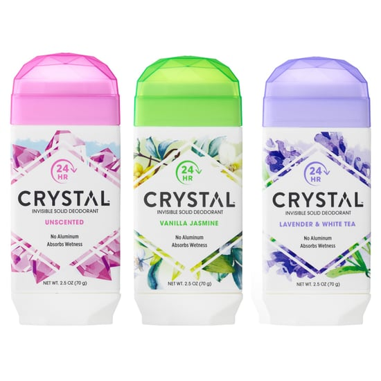 Crystal Invisible Solid Stick Deodorant Review