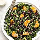 Mandarin Pomegranate Chopped Kale Salad