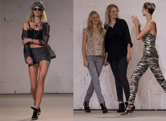 Photos and Catwalk Report for Spring 2010 Twenty8Twelve at London Fashion Week