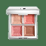 Becca x Khloé Kardashian & Malika Haqq Bronze, Blush & Glow Palette in Love by Malika