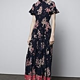 Rebecca Taylor Phlox Midi Dress ($650)