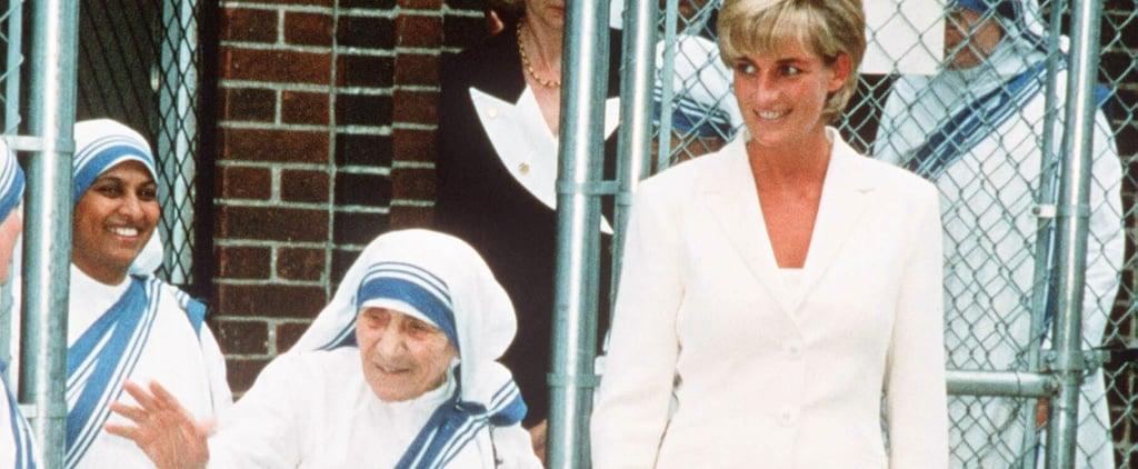 Princess Diana's Connection to Mother Teresa
